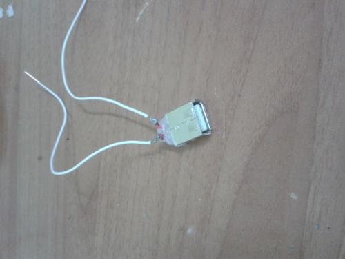Kendin Yap, cep telefonu sarj aleti, www.kendinyapsitesi.com