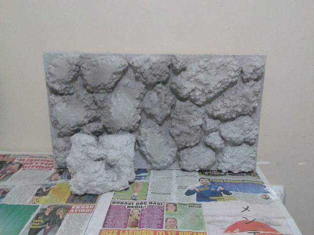 Kendin Yap, Akvaryum 3D Fon Yapımı, www.kendinyapsitesi.com