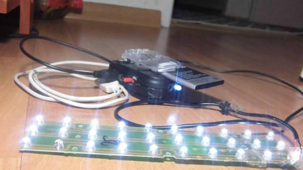 Kendin Yap, Tasinabilir Usb Sarj Aleti + USB Baglanti Noktasi, www.kendinyapsitesi.com