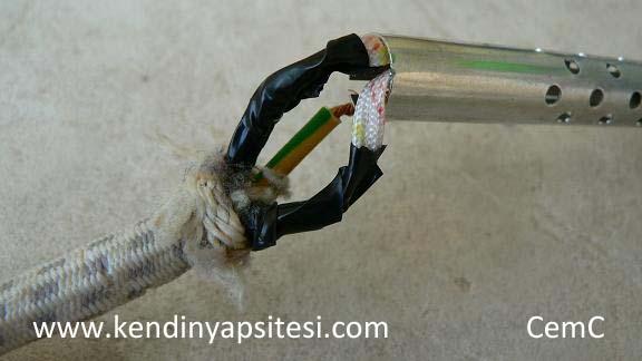 Kalem havya topraklama