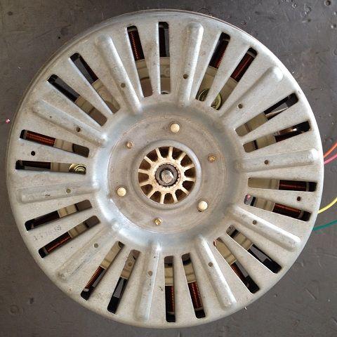 Kendin Yap, Çamasir makinasi motorundan rüzgar jeneratörü yapimi, www.kendinyapsitesi.com