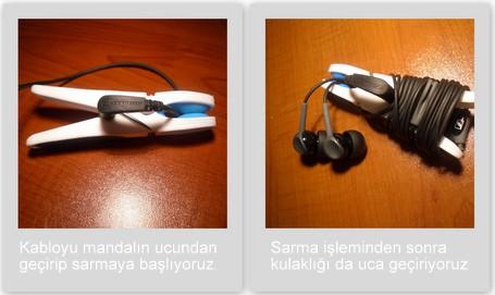 Kendin Yap, Kulaklik Toplayici, www.kendinyapsitesi.com