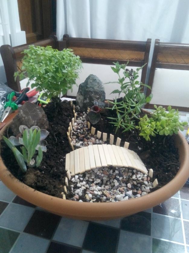 Kendin Yap, Mini Terrarium Yapımı, www.kendinyapsitesi.com
