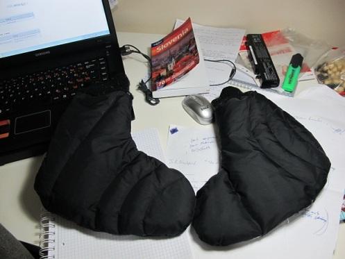 Kendin Yap, Kaz tüyü çorap, www.kendinyapsitesi.com