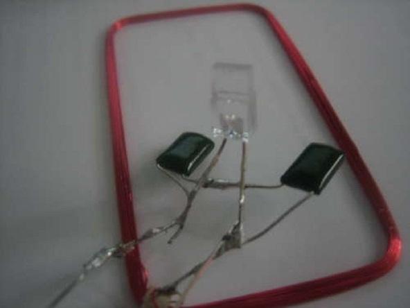Kendin Yap, Kablosuz elektrik transferi düzenegi yapimi, www.kendinyapsitesi.com