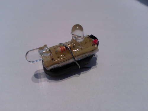 Mini kizilötesi detektörü yapimi
