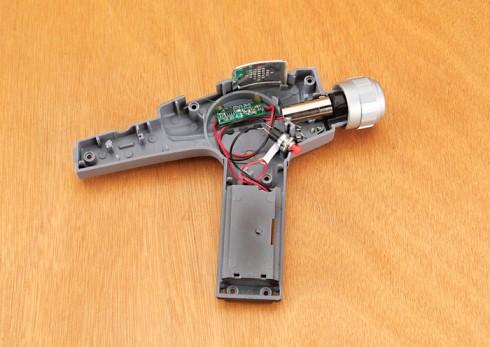 lazer ile laser phaser yapimi : www.KendinYapSitesi.com