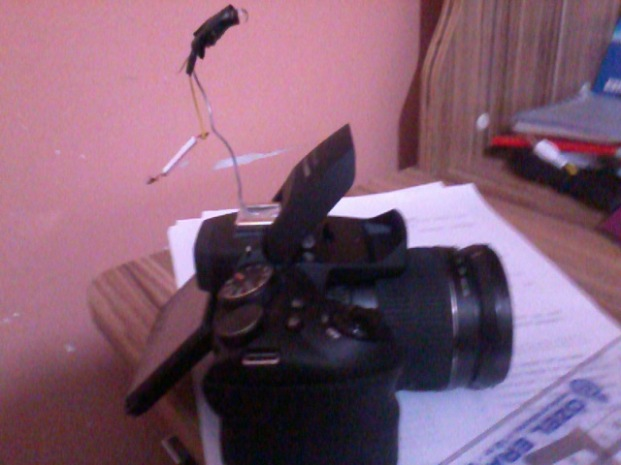 Kendin Yap, Kamera üstü led isik yapimi, www.kendinyapsitesi.com