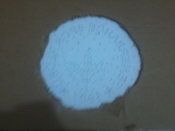 Isikli sik Tablo-Poster yapimi : www.KendinYapSitesi.com