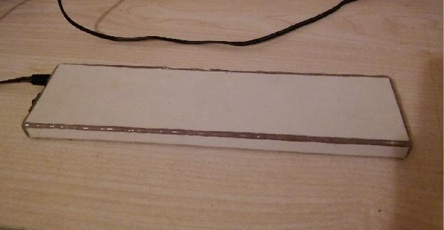 Kendin Yap, şerit led den masa lambası yapımı, www.kendinyapsitesi.com