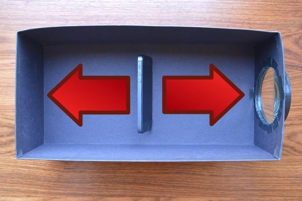 Kendin Yap, Cep telefonunuz ile projektör yapimi, www.kendinyapsitesi.com